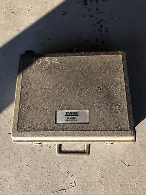 Case Otc Cas40027 Trencher Axle Service Tool Kit In Plastic Case Complete