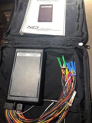 Ncigologic Usb-36-1m-556 Nci Logic Analyzer 44 Channels