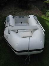 Inflatable Dinghy AER-MARINE High Quality boat Geelong West Geelong City Preview