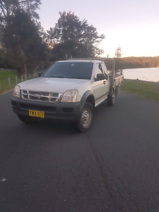 04 holden rodeo Low K's MUST SEE!  SWAP/SELL Wangi Wangi Lake Macquarie Area Preview