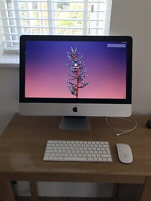 "Apple iMac 21.5"" Desktop 8GB 1TB (Oct, 2015)"