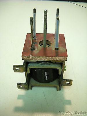 Used Prestolite Forklift Coil Assembly Mounting Frame - 11296-12 Coil