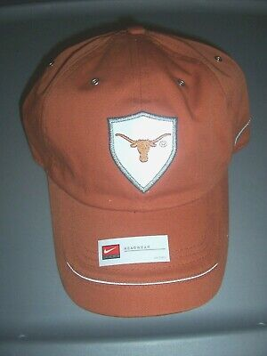 Nike Hat, Men's Texas Longhorns, OSFA, New with Tags