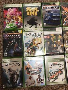 Xbox 360/Xbox games