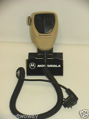 Motorola Palm Microphone Model HMN1052A Spectra, Astro Spectra, MaraTrac USED. Buy it now for 8.95
