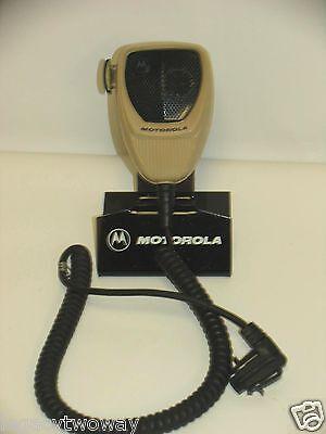 Motorola Palm Microphone Model Hmn1052a Spectra Astro Spectra Maratrac Used