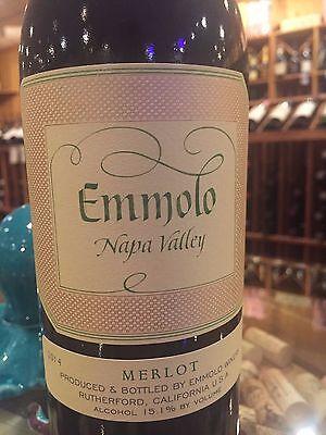 Emmolo Merlot 2016 Wine ***6 Bottles***