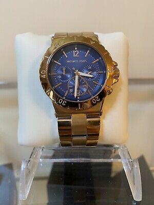 Michael Kors MK5410 Men's Rose Gold Tone Analog Watch, Used