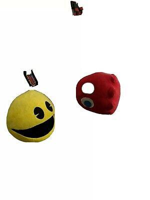 Pac-Man Plush Bandai Namco Toy Factory Red Ghost