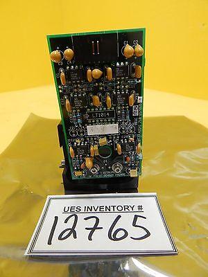 Kla Instruments 710-657068-20 Af Pulse Sensor Preamp Optic Assembly 2132 Used