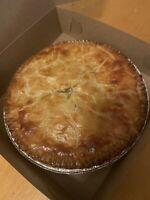 Savoury winter pies!
