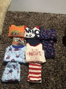 Boys size 7/8 clothing lot.