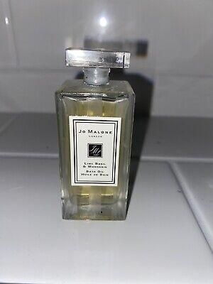 Jo Malone Bath Oil Lime Basil And Mandarin