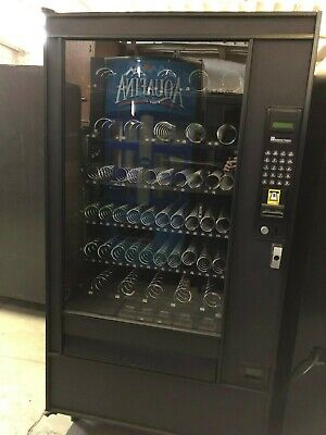 Automatic Product Snackshop Lcm3 Snack Vending Machine Includes Shipping