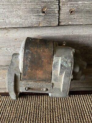 Vintage Magneto Edison Splitdorf Type Cd Untested