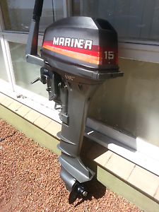 Outboard motor Yamaha 15 Melville Melville Area Preview