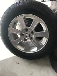 Holden alloy terranzer er 300 wheels