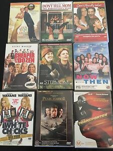 DVDs $3 each Ferntree Gully Knox Area Preview