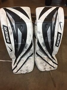 Bauer One 75 goalie pads