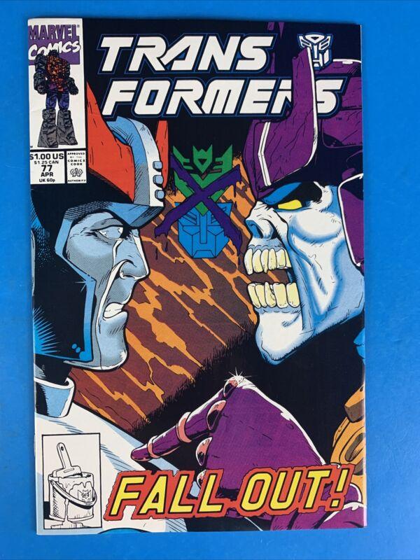 Transformers # 77 NM 🔥🔥🔥