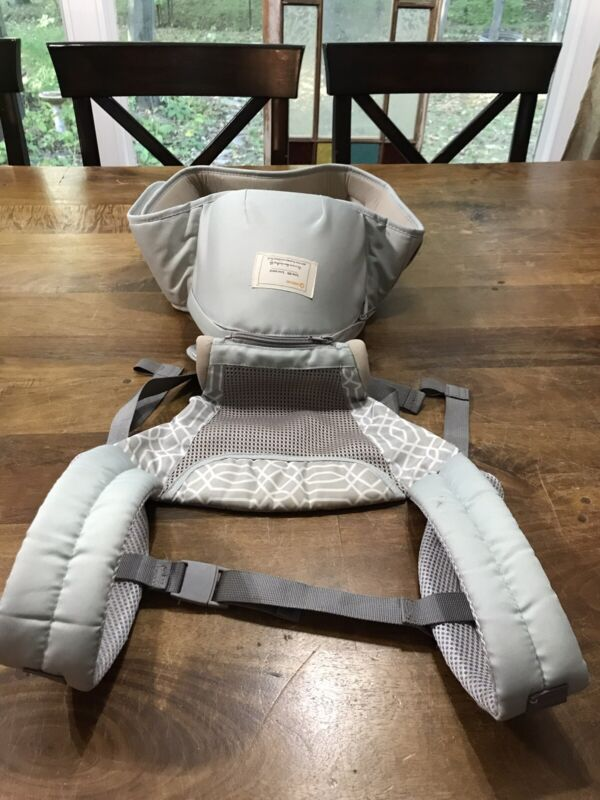 aiebao 11 In 1 Hip seat…All In 1 Baby Carrier…gray
