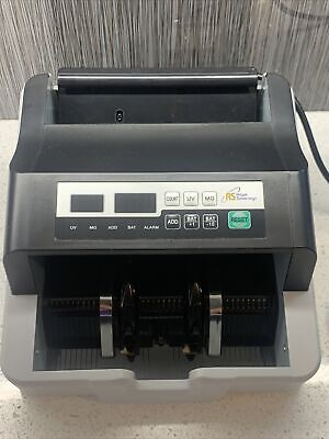 Royal Sovereign High Speed Money Counting Machine Rbc-100-2