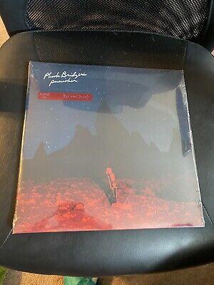 Phoebe Bridgers Punisher Red and Swirly Vinyl LP Merlot Wave Sealed