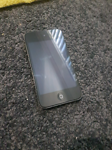 Apple Ipod Touch 8gb 4th Generation A1367, Black- great condition Ottoway Port Adelaide Area Preview