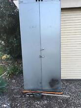 GIVE AWAY Large Steel Cupboard Grange Charles Sturt Area Preview