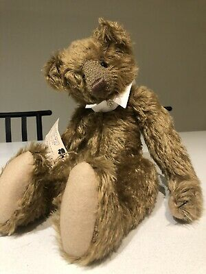 "Charlene Kendrick Rags A. Muffin Bear ""Conner"""