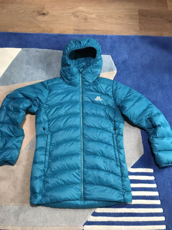 Mountain Equipment Women's Skyline Jacket Size 12 Legion Blue
