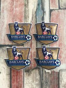 Official Product GOLD Premier League Badge Champion 2010-2011 Bargain