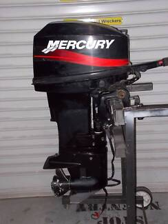 20 - 25HP Mercury Outboard Wrecking