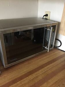 PERFECT CONDITION MICROWAVE