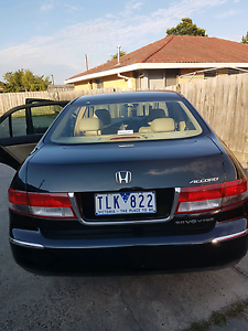 Honda Accord Luxury 2005 low kms Clayton South Kingston Area Preview