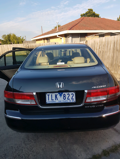 Honda Accord Luxury V6 3.0 2005 low kms Clayton South Kingston Area Preview