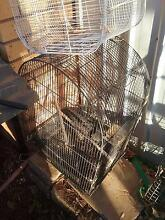 Wire bird cage suited for medium size birds Narromine Narromine Area Preview