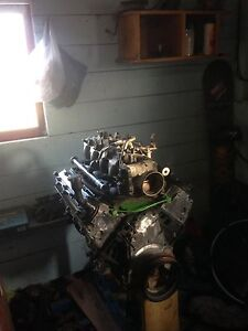 5.3l ran when pulled