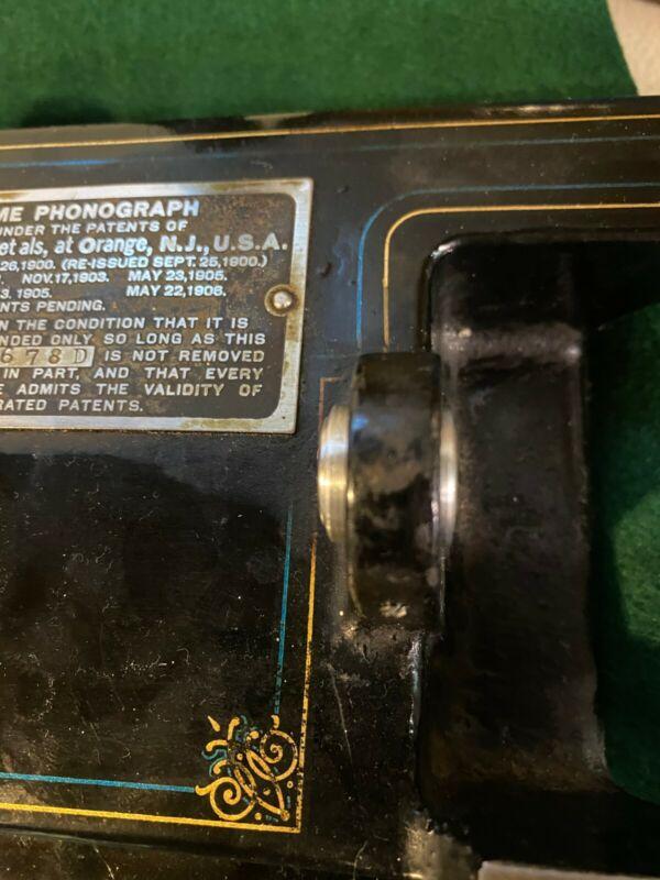 Edison Home or Triumph Model D,E F Mandrel Shaft Needle Bearing NO FRICTION!!!