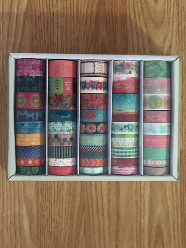 Recollections Crafting Tape Washi 45-5 Yd / 4.5 M NEW!
