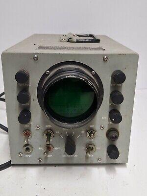 Vintage Test Set Teletypewriter Ts-1060bgg Military