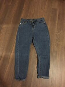 Mom jeans taille 27