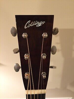 2012 Collings D2H Dreadnought with Case