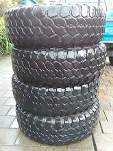 Mud Tyres 4x4 Achilles Desert Hawk X-MT 30x9.5 R15 West Launceston Launceston Area Preview