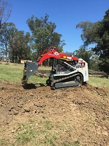 Posi Track - Bobcat Hire - DIY East Kurrajong Hawkesbury Area Preview