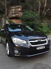 2014 Subaru Impreza Sedan 2.0i-S Cammeray North Sydney Area Preview