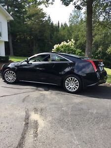 CADILLAC CTS4 coupe 2011