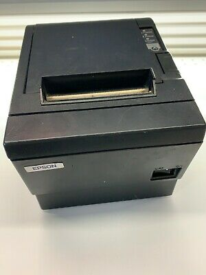 Epson Tm-t88iii Pos Point Of Sale Thermal Receipt Printer M129c No Pwr Cable