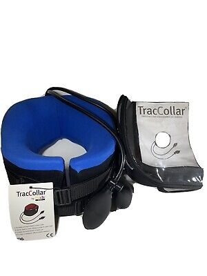 TracCollar - By Body Sport - Inflatable Neck Traction Device - Medium/Large