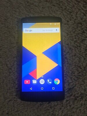 LG Nexus 5 D820 16GB Black (Unlocked) Smartphone 4G LTE